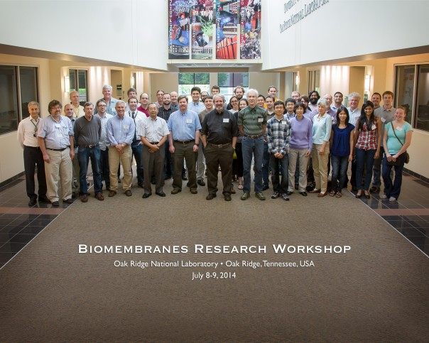 Biomembranes Workshop-8x10